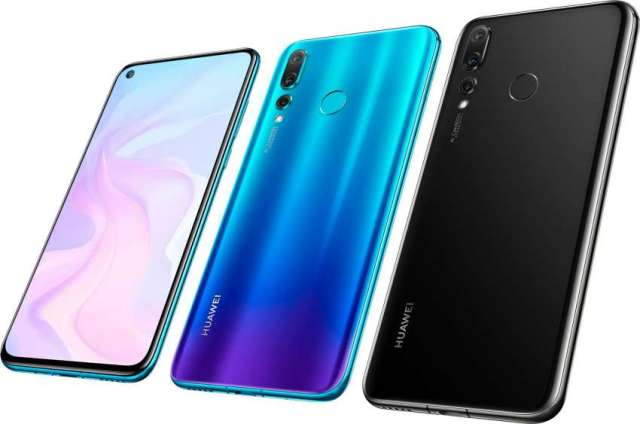 Huawei Nova 4 Now in Nepal