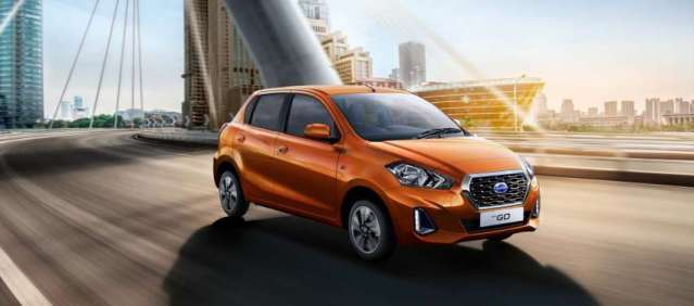 New model of Datsun GO launched in Nepal