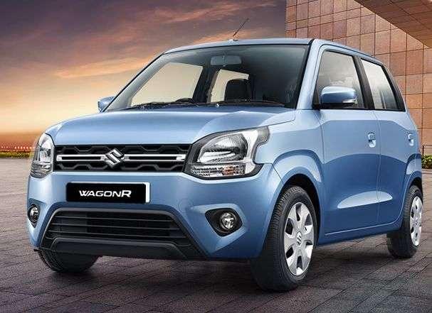 New Suzuki WagonR Launched
