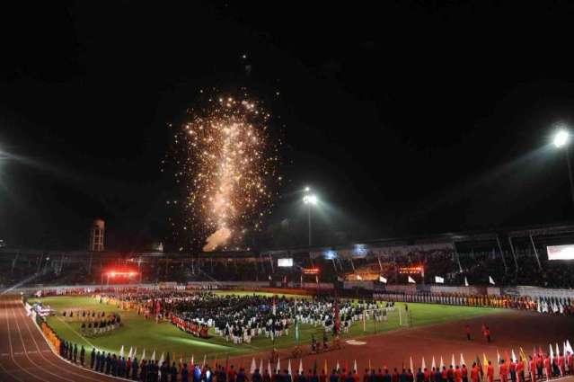 South Asian Games Kicks Off