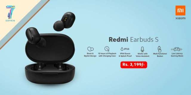 Redmi Earbuds S Launched in Nepal