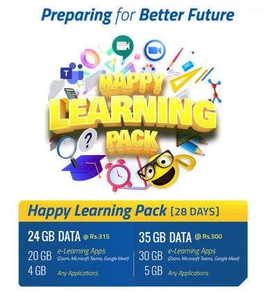 "Nepal Telecom introduces ""Happy Leaning Pack"""