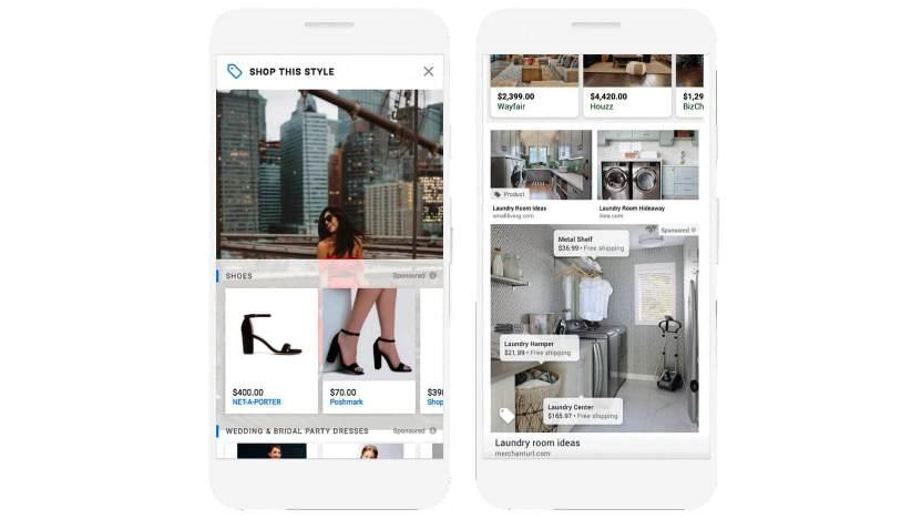 गुगलले ल्यायो भिडियो सहितको नयाँ किनमेल एप