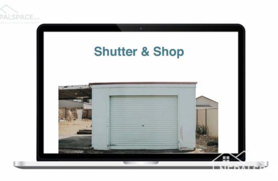 Shutter/Showroom Space for Rent: टेकुमा आकर्षक स्वरुम स्पेस भाडामा!!