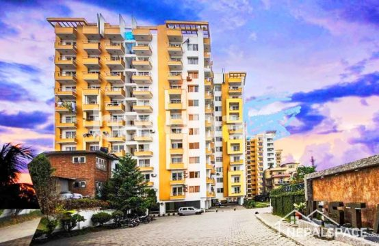 3BHK Apartment for Sale at Westar Residency