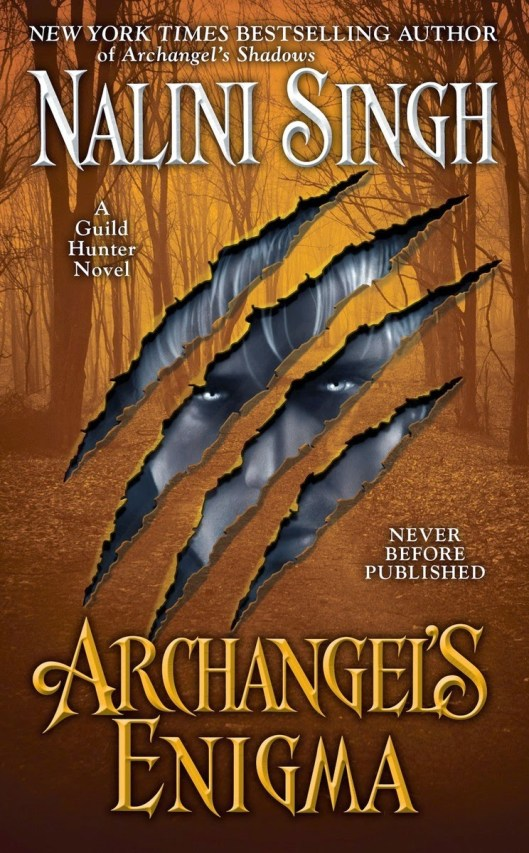 Archangel's Enigma_Cover