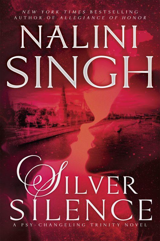 Silver Silence cover
