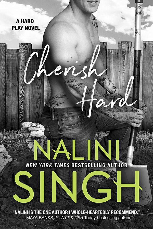 Cover for Nalini Singh's Cherish Hard