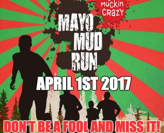 Mayo Mud Run Image
