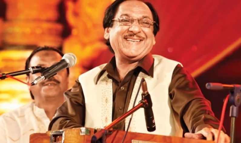 Gajalu Ti Thula Thula Aankha Chords – Ghulam Ali