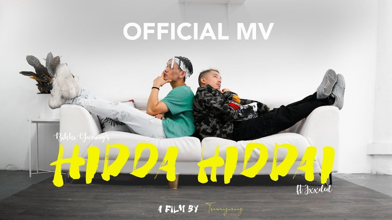 Hidda Hiddai Lyrics - Bikki Gurung Bikki Gurung Songs Lyrics, Chords, Mp3,Tabs