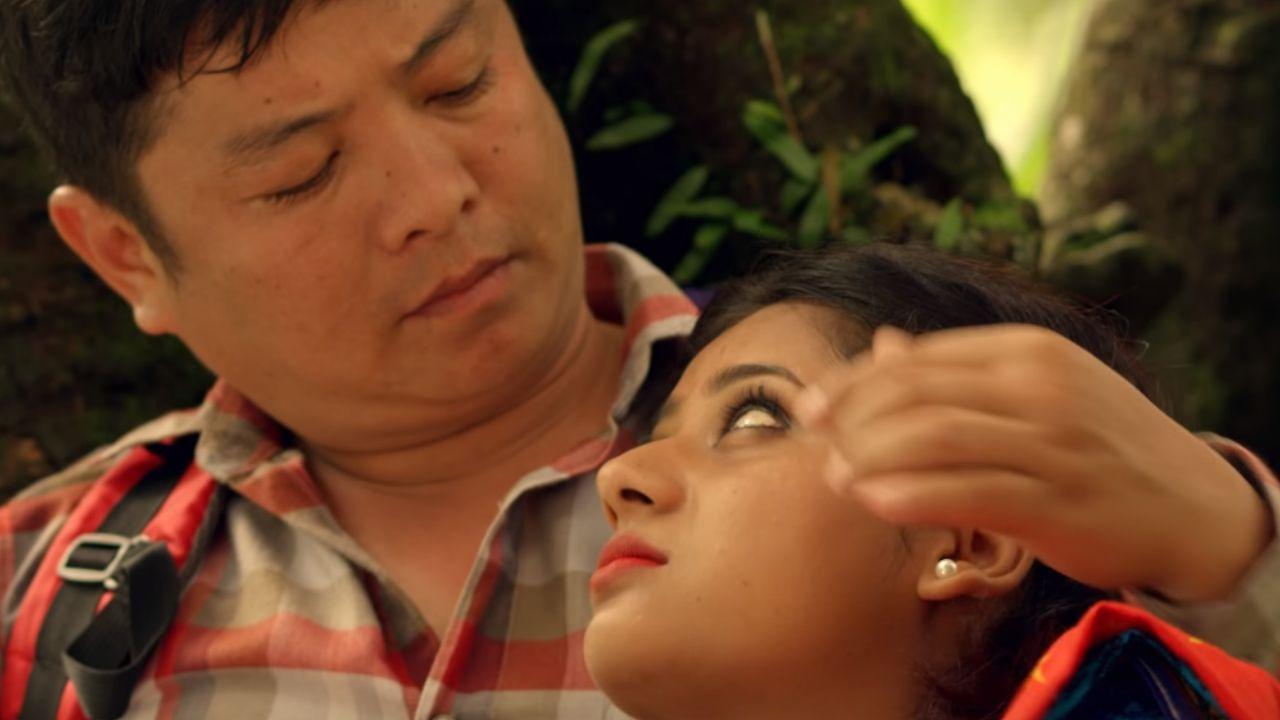 Panchhi Lyrics - Kali Prasad Baskota GHAMPANI Dayahang Rai, Keki Adhikari