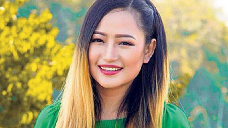 Kaha Hola Mero Mayalu Lyrics - Shivaraj Gurung & Melina Rai