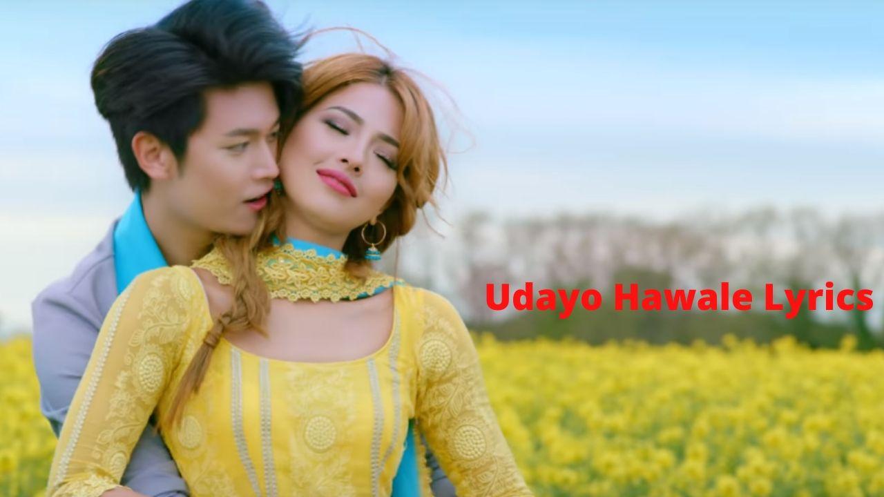 Udayo Hawale Lyrics - (Intu Mintu Londonma) Dhiraj Magar Samragyee Rl Shah Hercules Basnet Nikhita Thapa