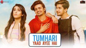 Tumhari Yaad Ayee Hai Lyrics – Goldie Sohel | Palak Muchhal | Bhavin | Sameeksha | Vishal