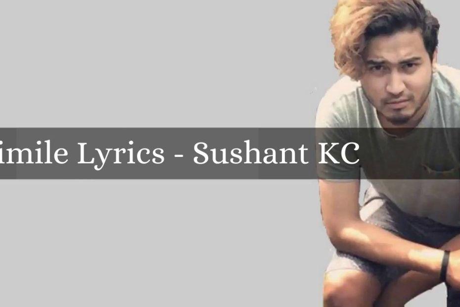 Timile Lyrics - Sushant KC Sushant KC Songs Lyrics, Chords, Mp3, Tabs