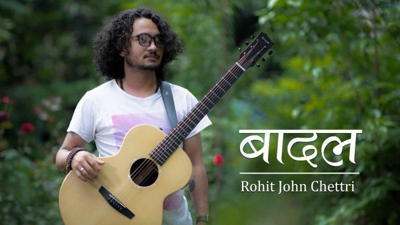 Badal Lyrics – Rohit John Chettri Ft. THE BAND