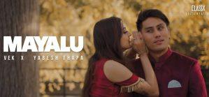 Mayalu Lyrics – Vek & Yabesh Thapa
