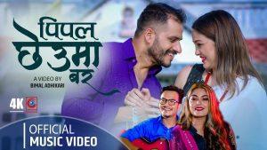 Pipal Chheuma Bar Lyrics – Prabisha Adhikari & Roshan Singh
