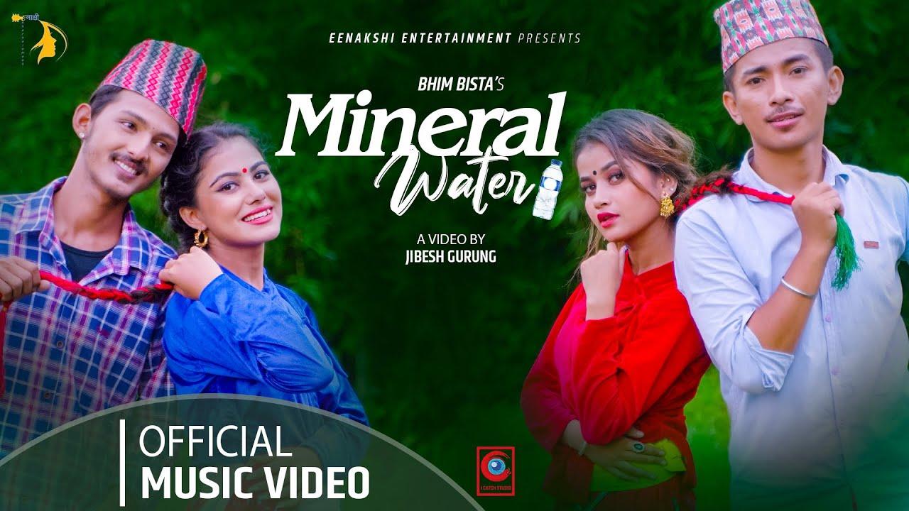 Mineral Water Lyrics – Bhim Bista, Jibesh Gurung, Eleena Chauhan & Rachana Rimal