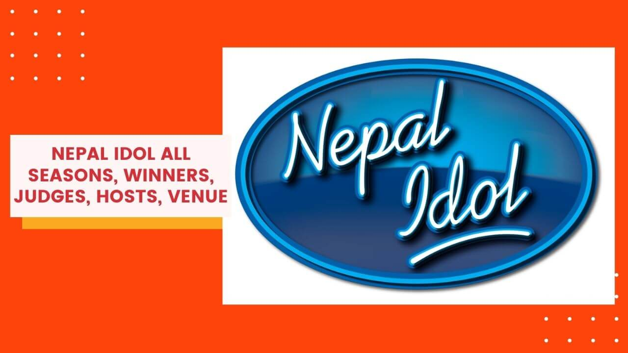 Nepal Idol All Seasons, Winners, Judges, Hosts, Venue