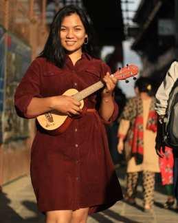 Polchha Lyrics - Megha Shrestha
