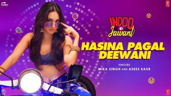Hasina Pagal Deewani Lyrics – Mika Singh and Asees Kaur