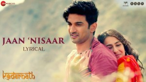 Jaan Nisaar Lyrics – Arijit Singh