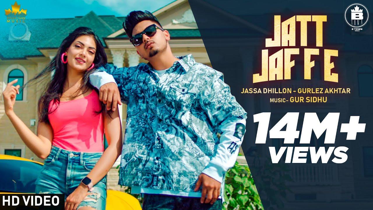Jatt Jaffe Lyrics – Jassa Dhillon Ft Gurlej Akhtar