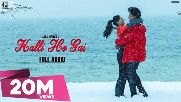 Kalli Ho Gai Lyrics – Jass Manak