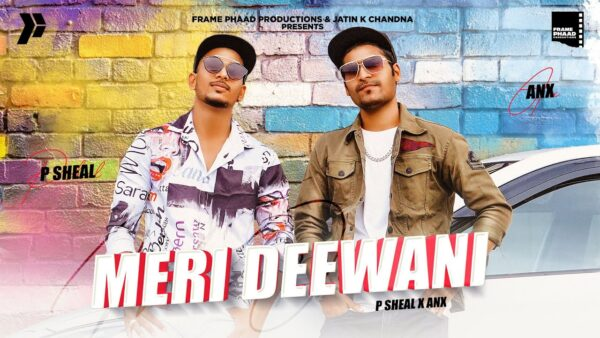 Meri Deewani Lyrics – P Sheal Ft. ANX