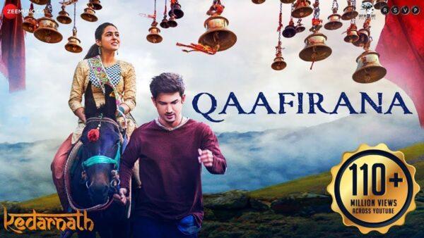Qaafirana Lyrics – Arijit Singh & Nikhita Gandhi (Kedarnath)