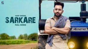 Sarkare Lyrics – Harf Cheema