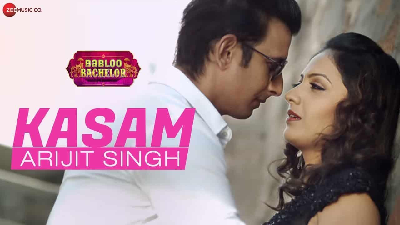 Kasam Lyrics – Arijit Singh