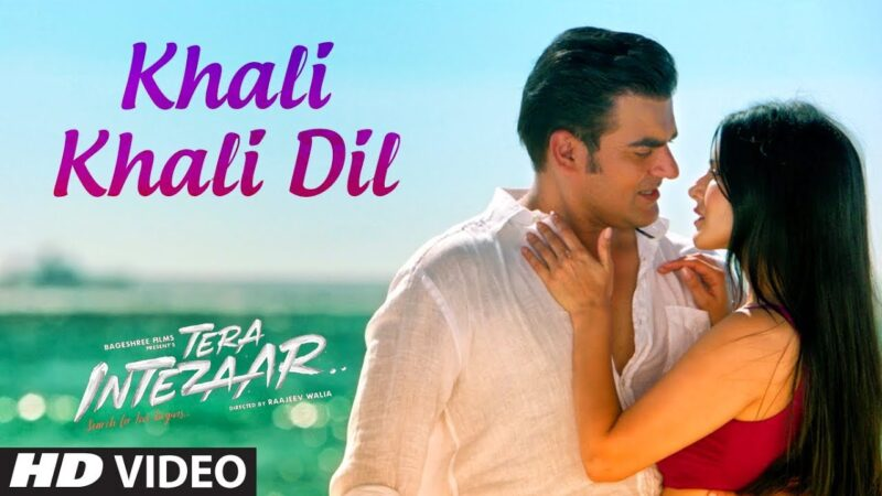 Khali Khali Dil Lyrics – Armaan Malik & Payal Dev