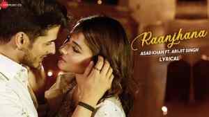 Raanjhana Lyrics – Arijit Singh