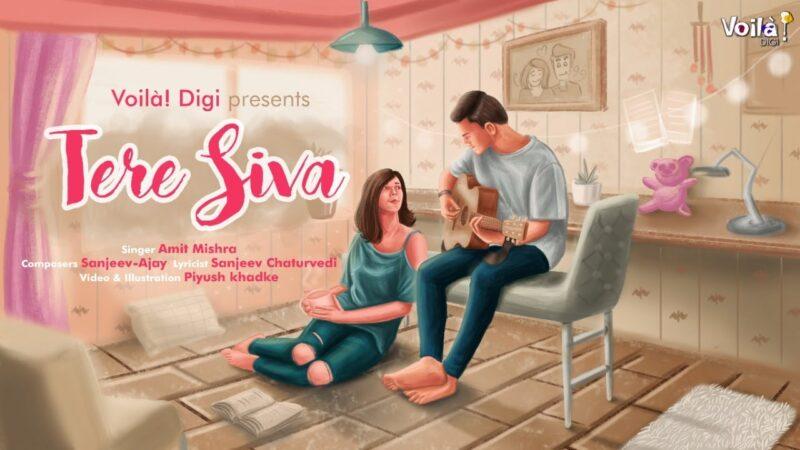 Tere Siva Lyrics – Amit Mishra