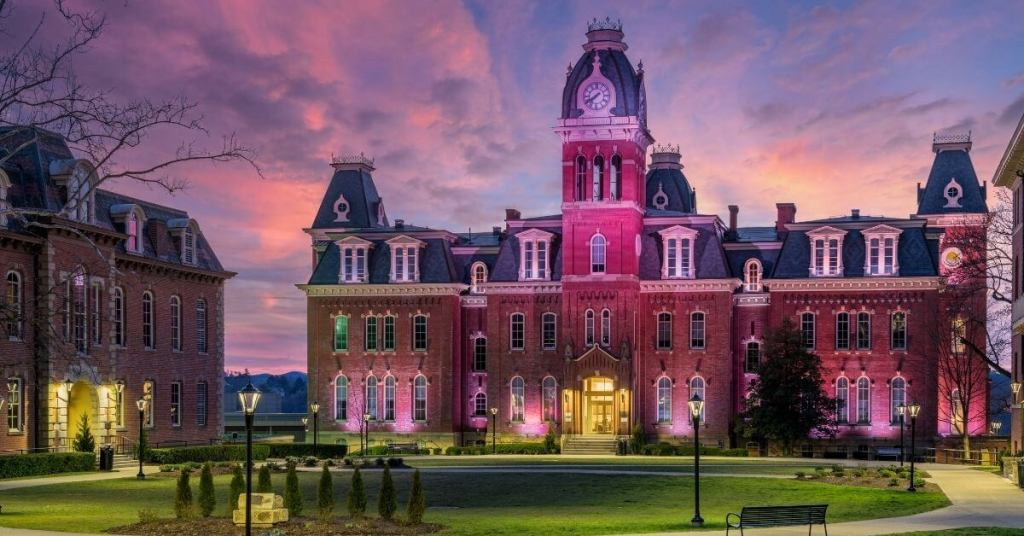 West Virginia University International Scholarship