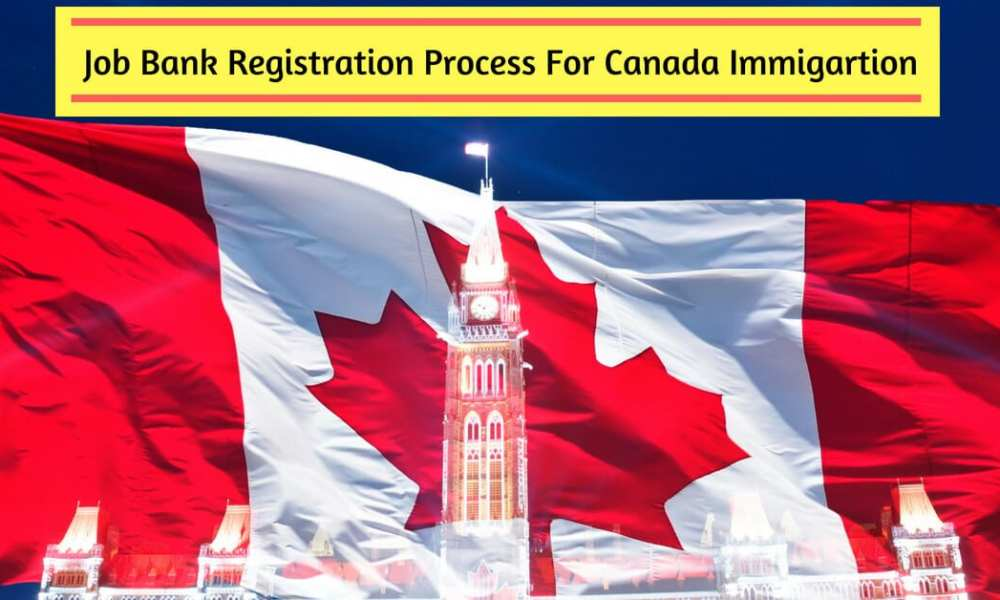job bank registration canada process canada