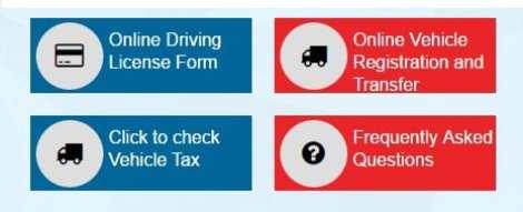 Driving License Online Registration in Nepal