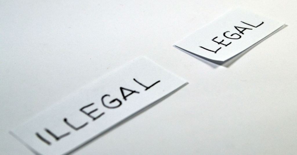 bloggers legal issues