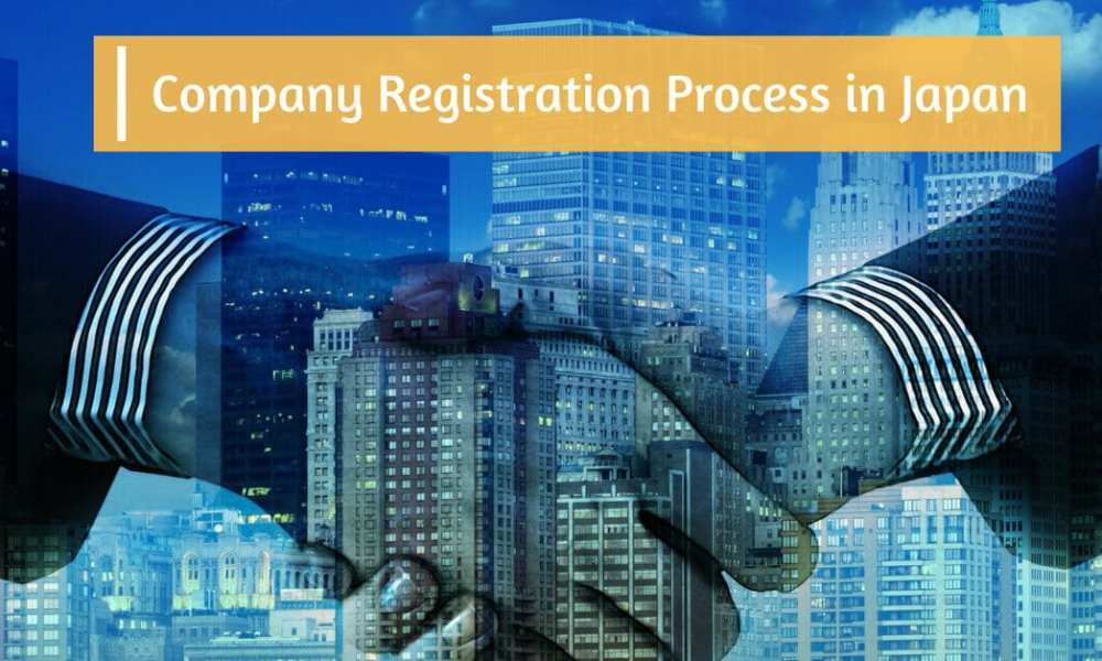 Company Registration Process in Japan