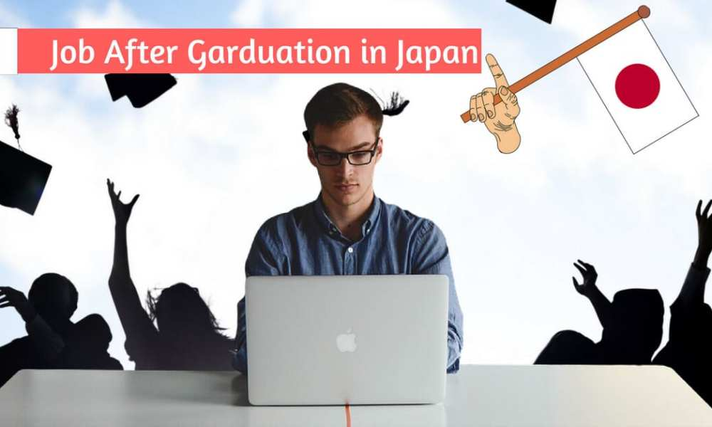 Find Full Time Jobs After Garduation in Japan