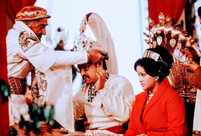 Coronation of King Birendra