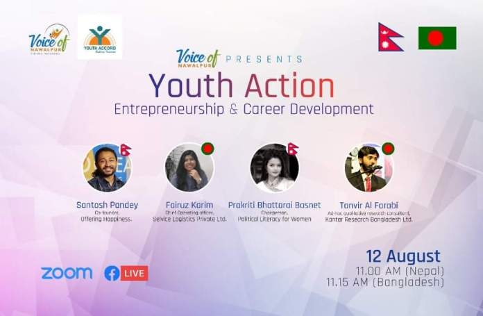 youth action webinar