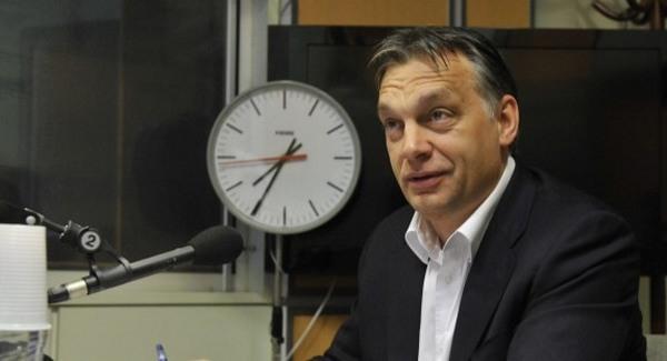 Orbán: az Európai Parlament nem európai hely