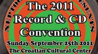 Sunday September 25th 2011is our semi-annual Record & CD Convention at The Croatian Cultural Center (3250 Commercial Drive). Admission is $3 11am-5pm (No Early Bird!) For more info call us […]