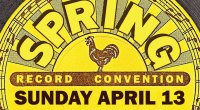 Sunday April 13th 2014is our semi-annual Record Convention atThe Croatian Cultural Center (3250 Commercial Drive).Admission is $3 11am-5pm (No Early Bird!) For more info call us (604-324-1229) or email us […]