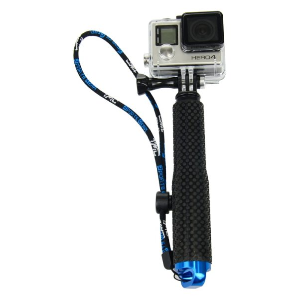 Telescopic Handheld Monopod for GoPro Hero