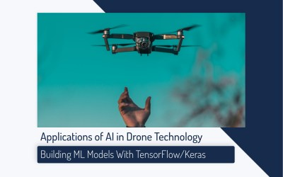AI in Drone with Tensorflow Keras